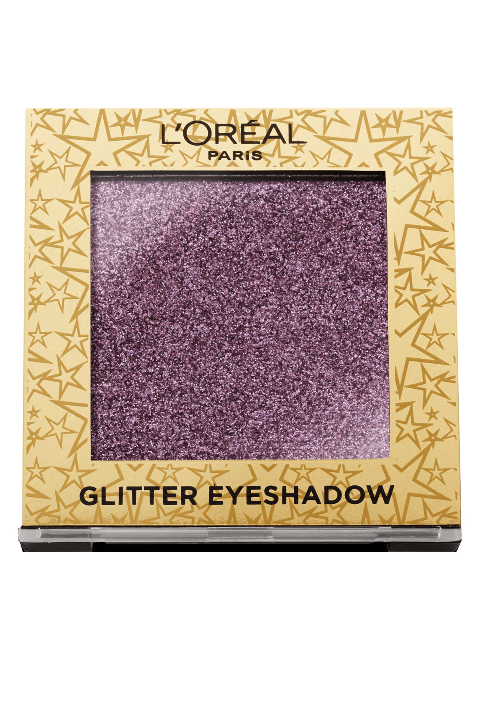 L Oreal L'Oreal Paris Glitter Eyeshadow Purple Lights #02