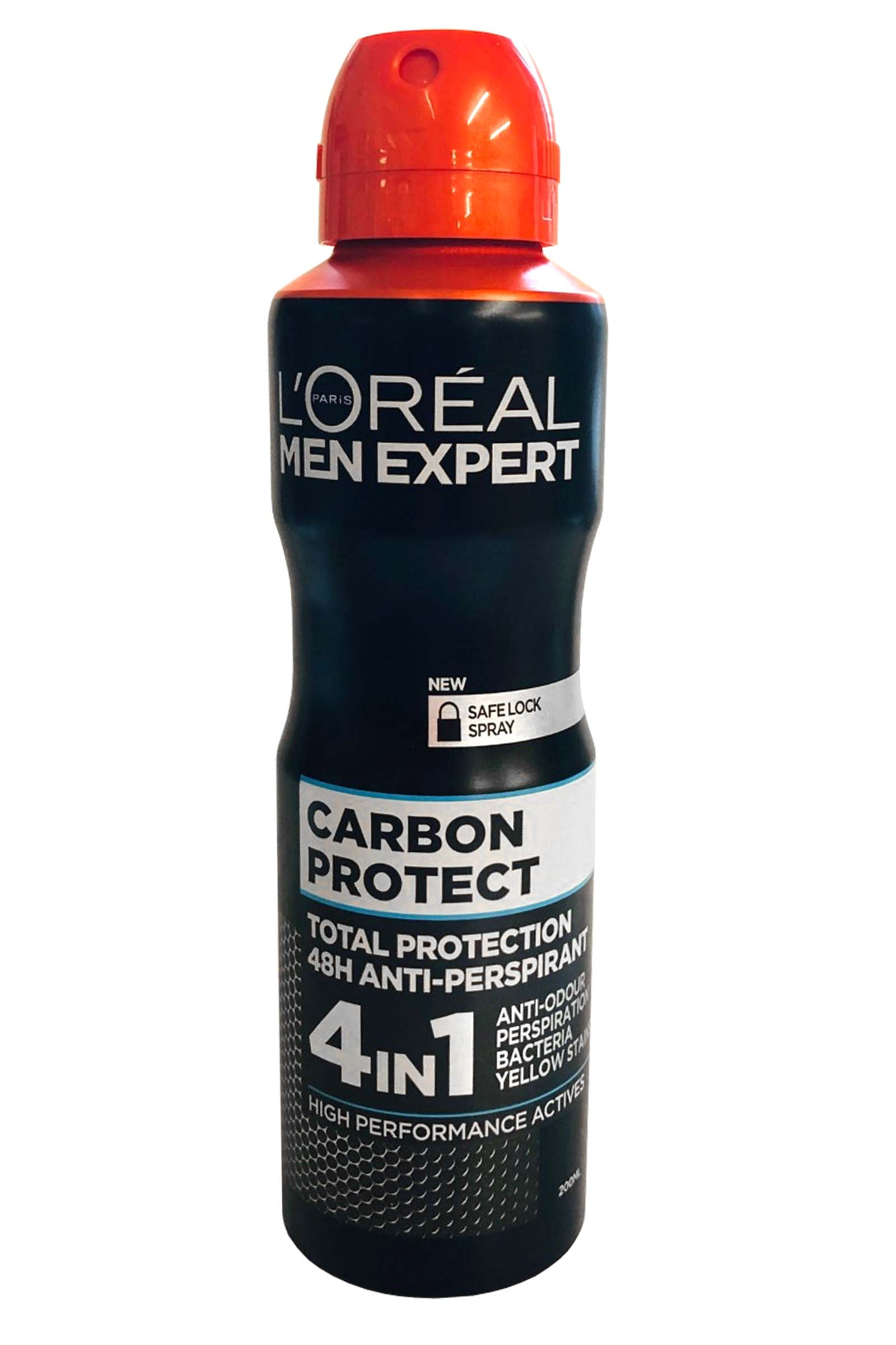 L Oreal Men Expert by L'Oreal Anti Odour 48Hr Anti Perspirant 200ml Carbon Protect