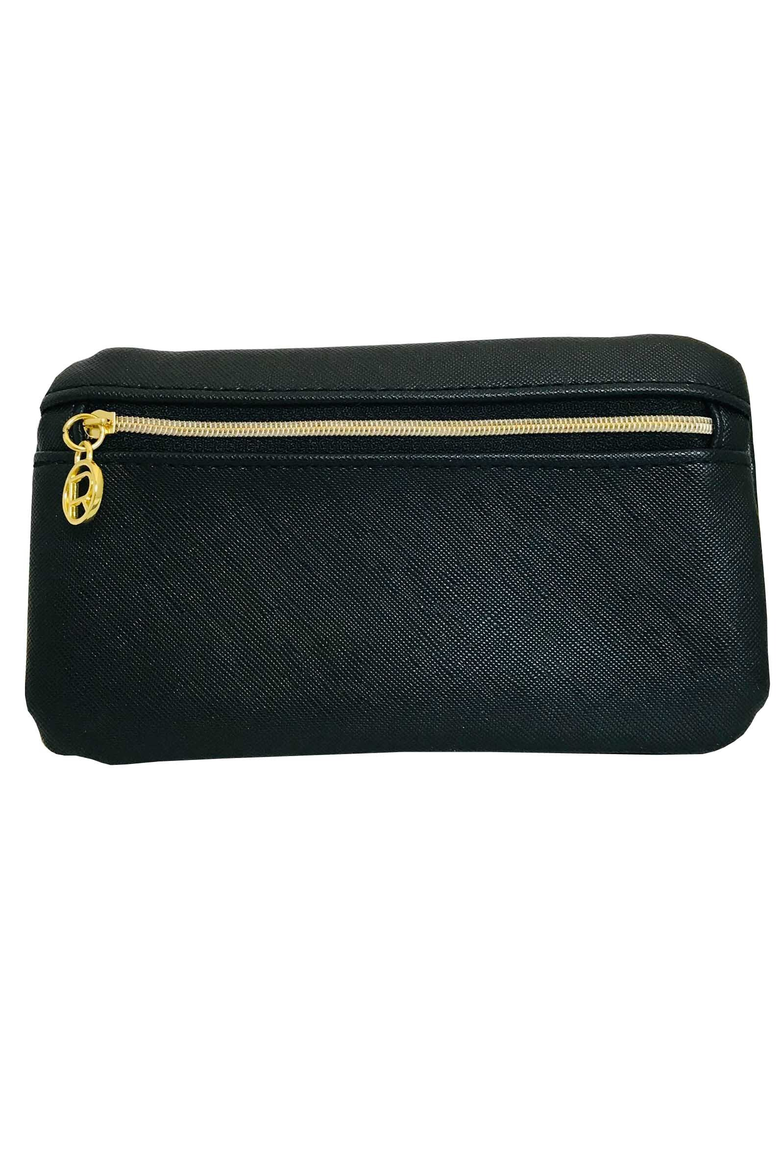 L Oreal Make Up Pouch Small Black