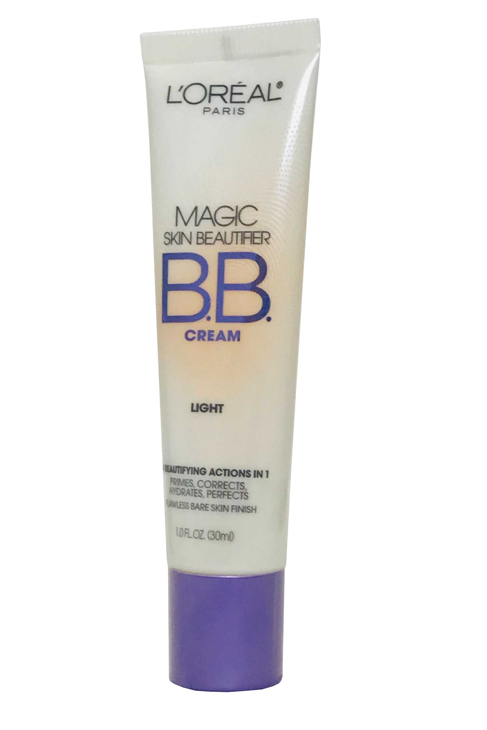 L Oreal LOreal Magic Skin BEautifier Bb Cream 30ml Light