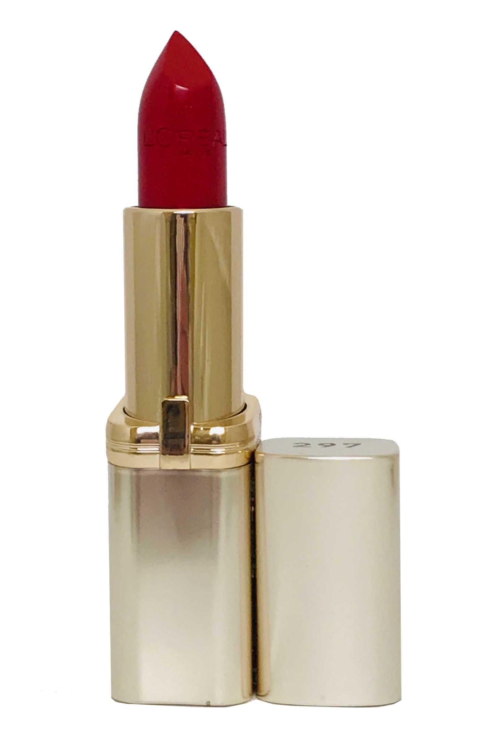 L Oreal Color Riche Lipstick Red Passion #297